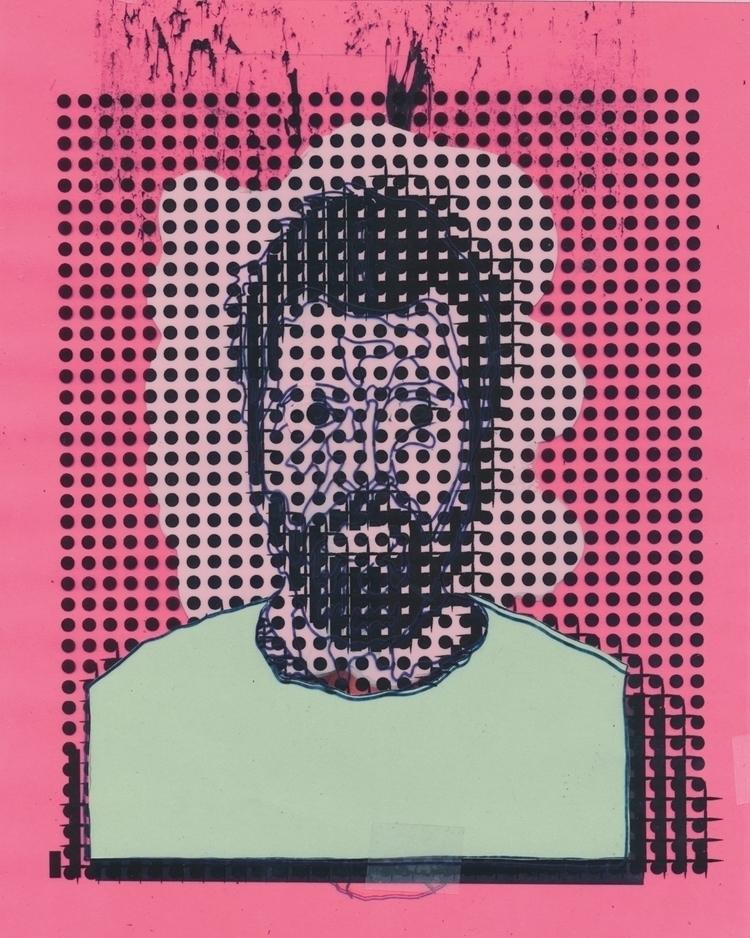 76º - 108, variations, selfportrait - josephsohn | ello
