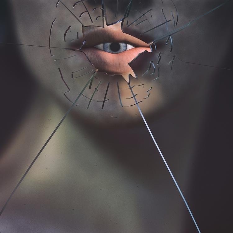 /ˈʃætəd/ /aɪ/ - shattered eye  - cytone | ello