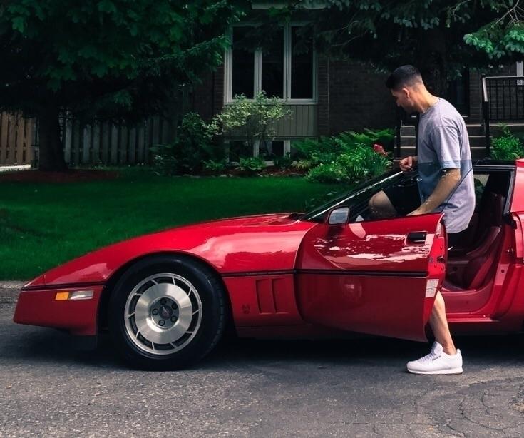 liello keys corvette - nelsss | ello