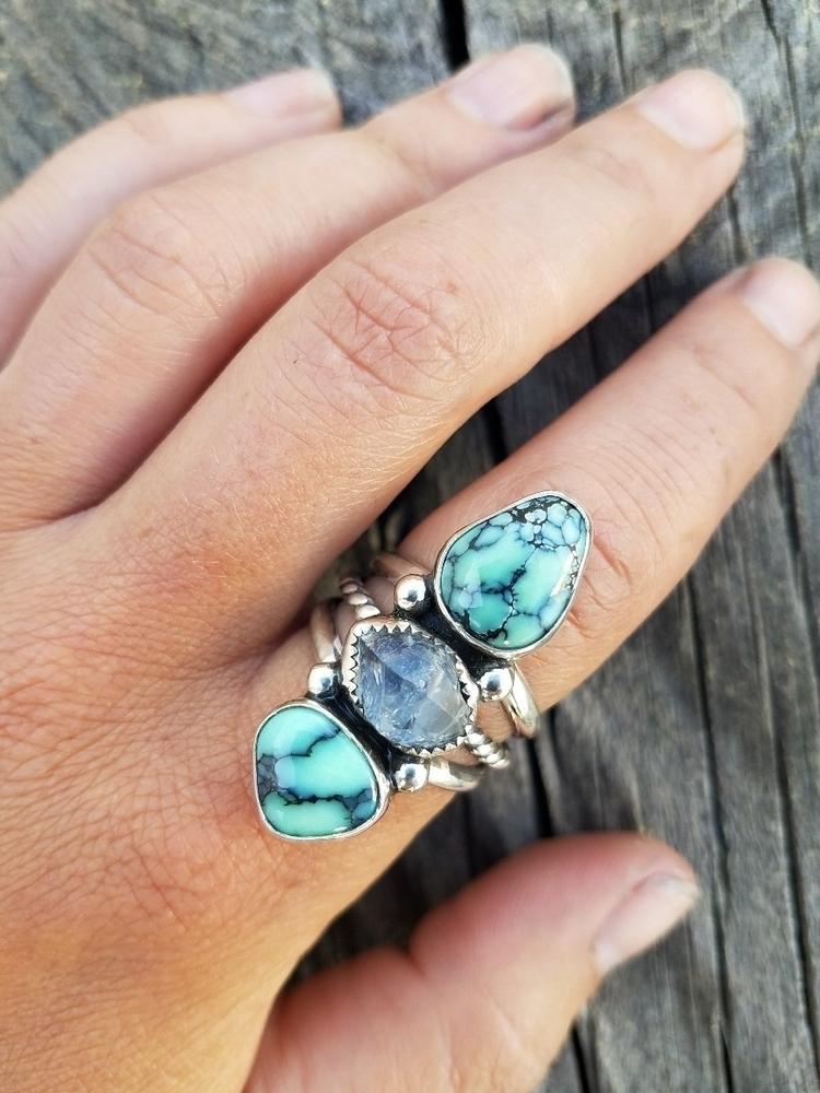wake magical dream - rings, handmade - mountainsandmoonstone | ello