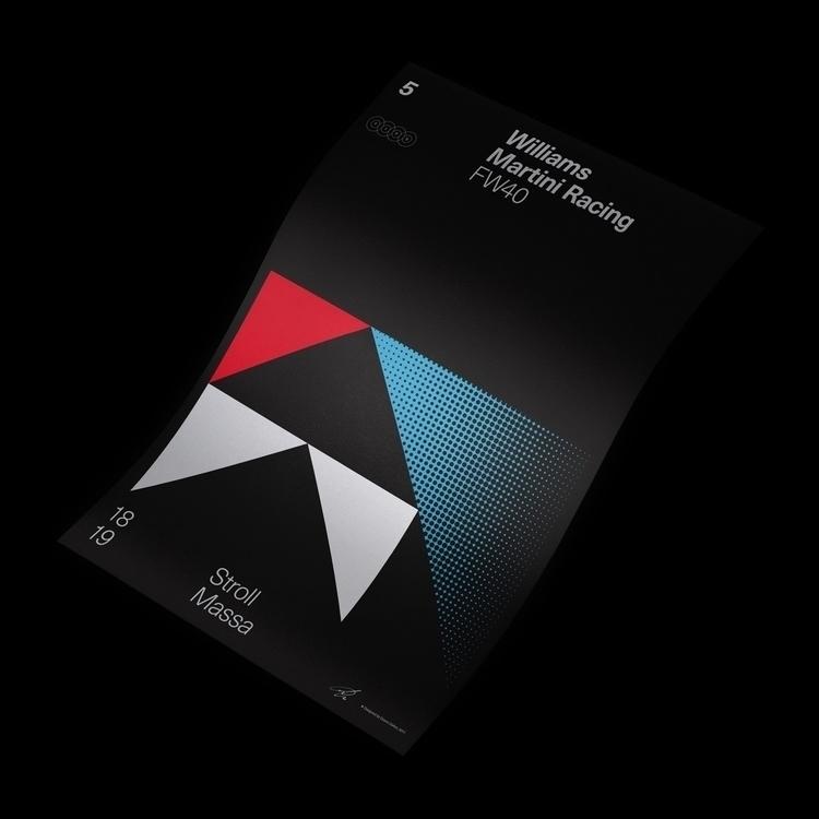 Formula Poster Series 2017 — 5 - duanedalton | ello