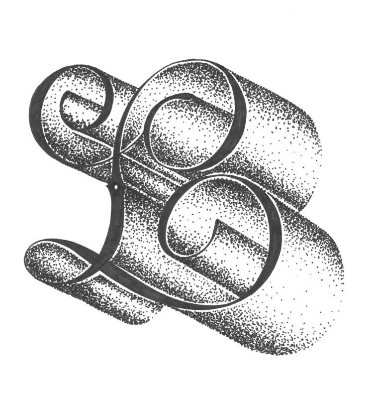type, handmade, script - leandrosenna | ello
