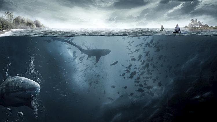 1- Deepest Water Esta é 1ª de u - zepaulocreation | ello