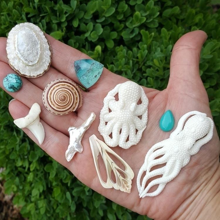 mini summer collection handful  - michelegradydesigns | ello