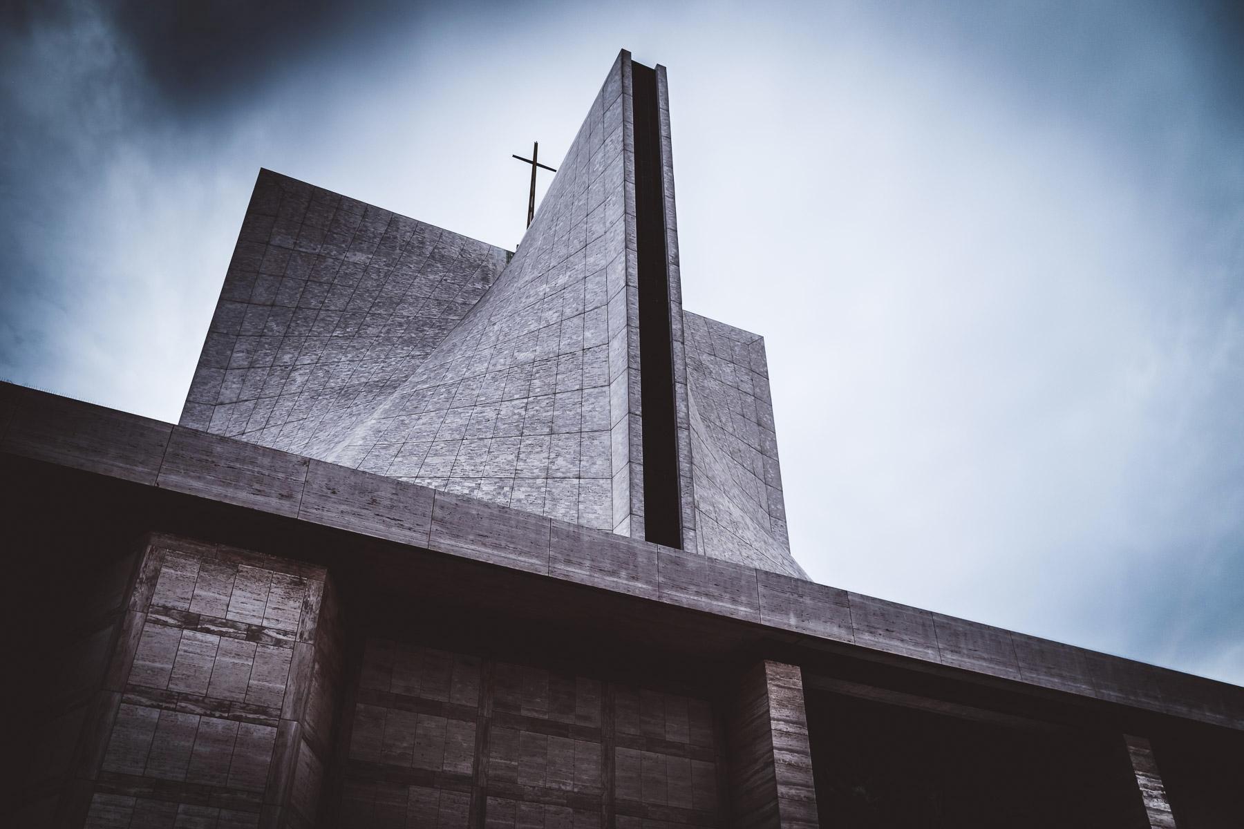 Holy Modernism 190-foot-tall Ca - mattgharvey | ello