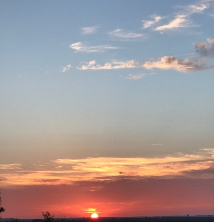 sunset, ellophotography, nofilter - memery33 | ello