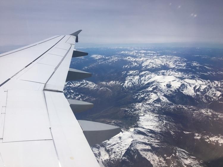 Croatia. fun flight. Landed DBV - rowiro   ello