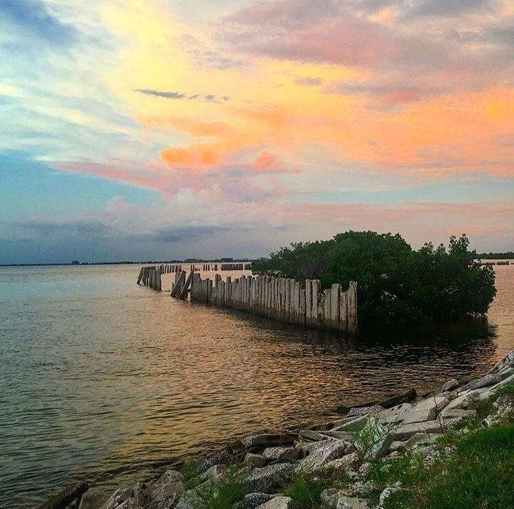 Loving tie dyed skies Tampa, ne - alysonreneenyc | ello