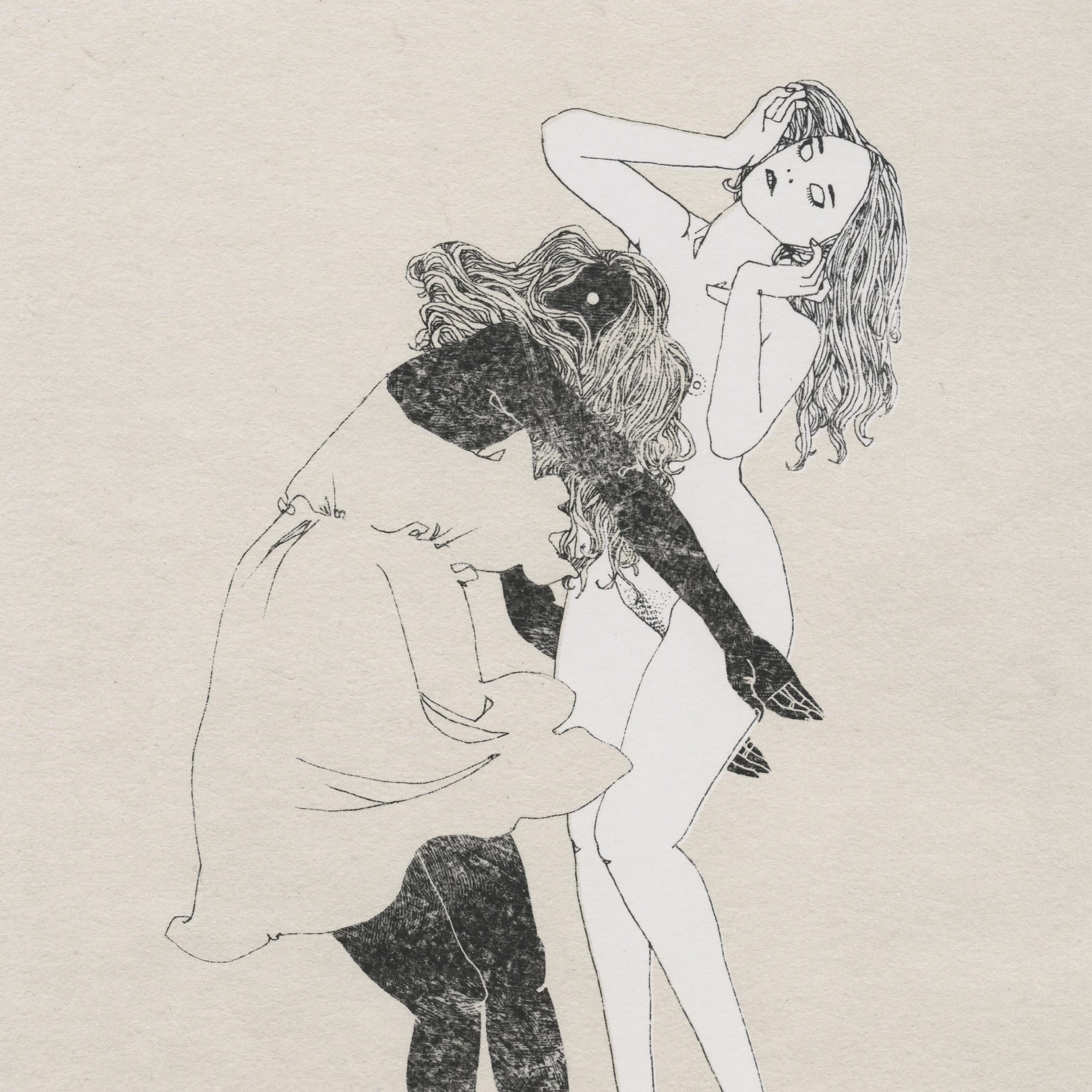 drawings, print - lucong | ello