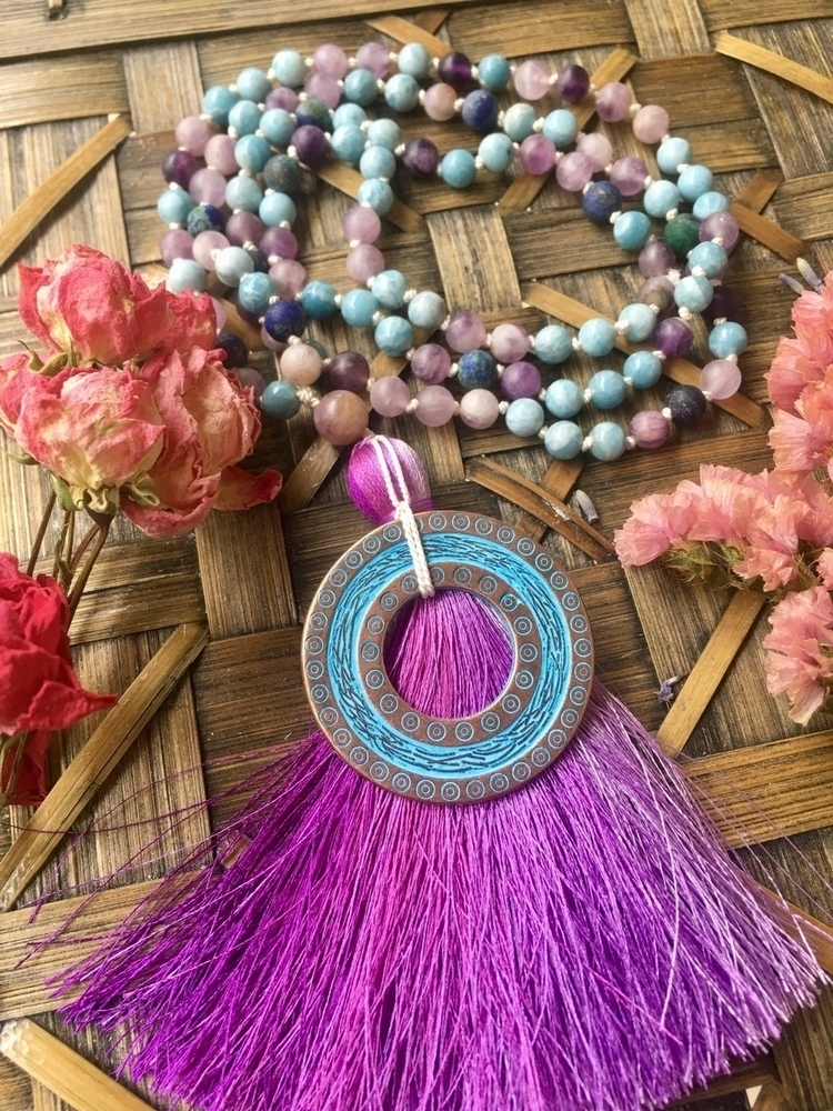 Complete tranquility Mala - etherealzencreations | ello