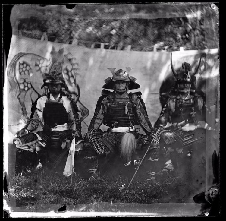 Portraits Samurai Tradition Ali - valosalo | ello