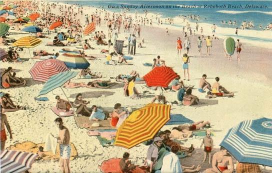 postcard, vintage - sydney_cannon_enc | ello