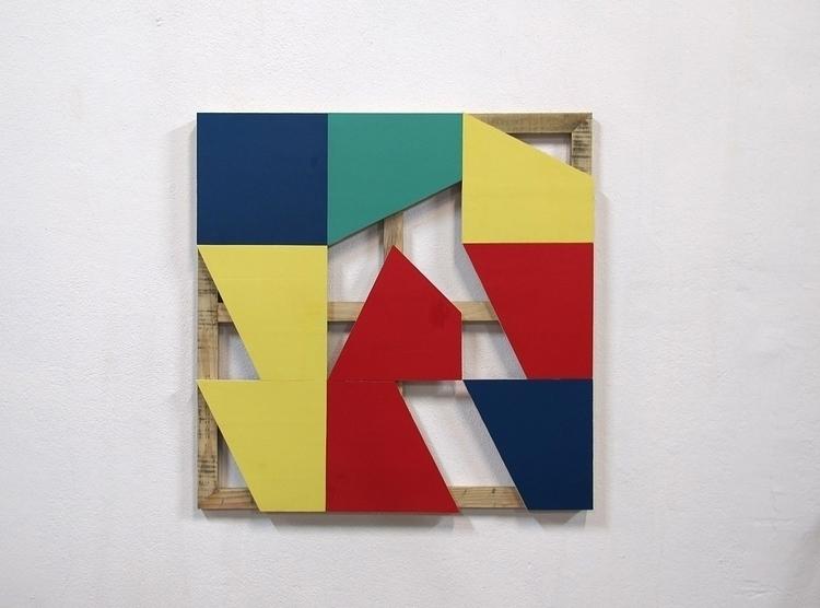 Morceaux Choisis acrylic wood,  - eltono | ello