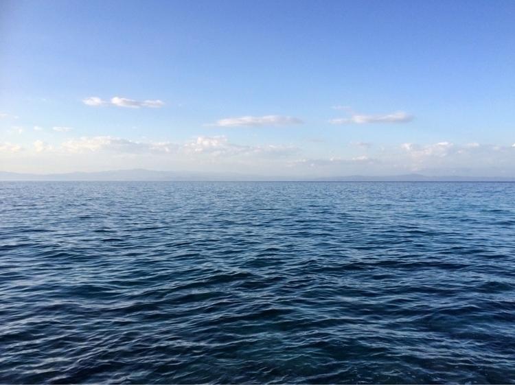 greece, sea, sky - alexander_stiv | ello