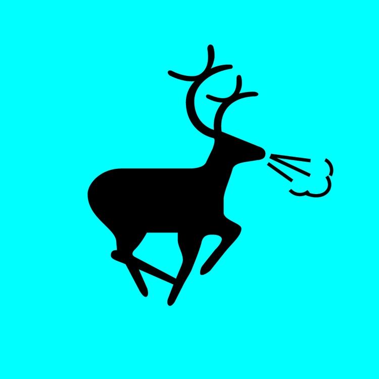 Deer - clipart - macioce | ello