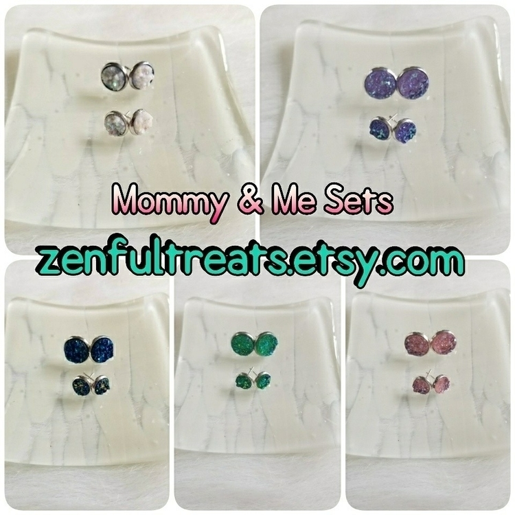 added shop!!! Mommy sets!!!:ros - zenfultreats | ello