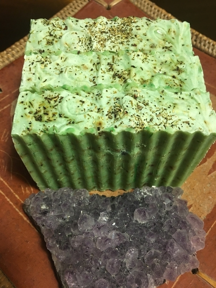 EUCALYPTUS MINT stock ~ 4 bars  - earthpixieapothecary | ello
