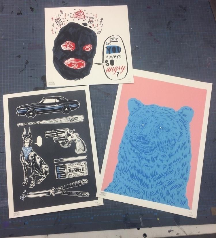 results silkscreen printing wor - dudeitsallama | ello