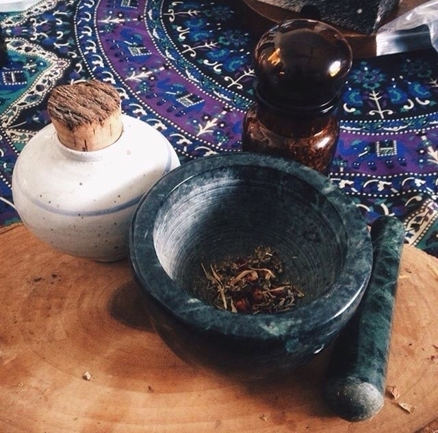 :herb:Sacred Smoke Blends Tea:e - ndelswick | ello