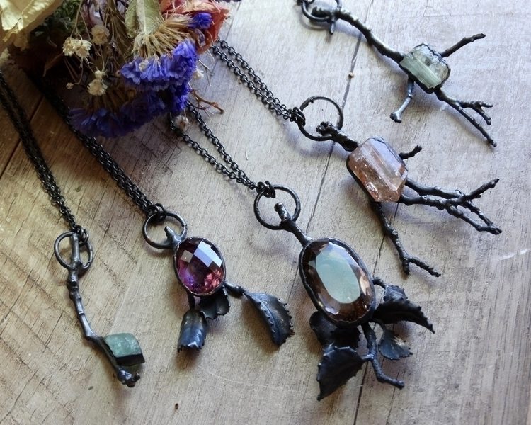 updated shop! Necklaces, hair p - bekkathyst | ello