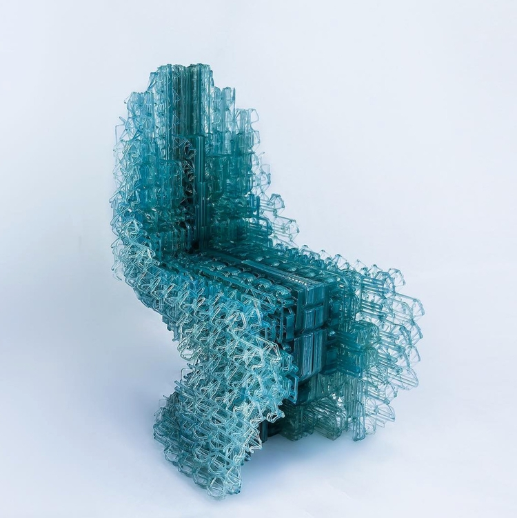 3D Printed Continuous Line Mate - filafy3d | ello