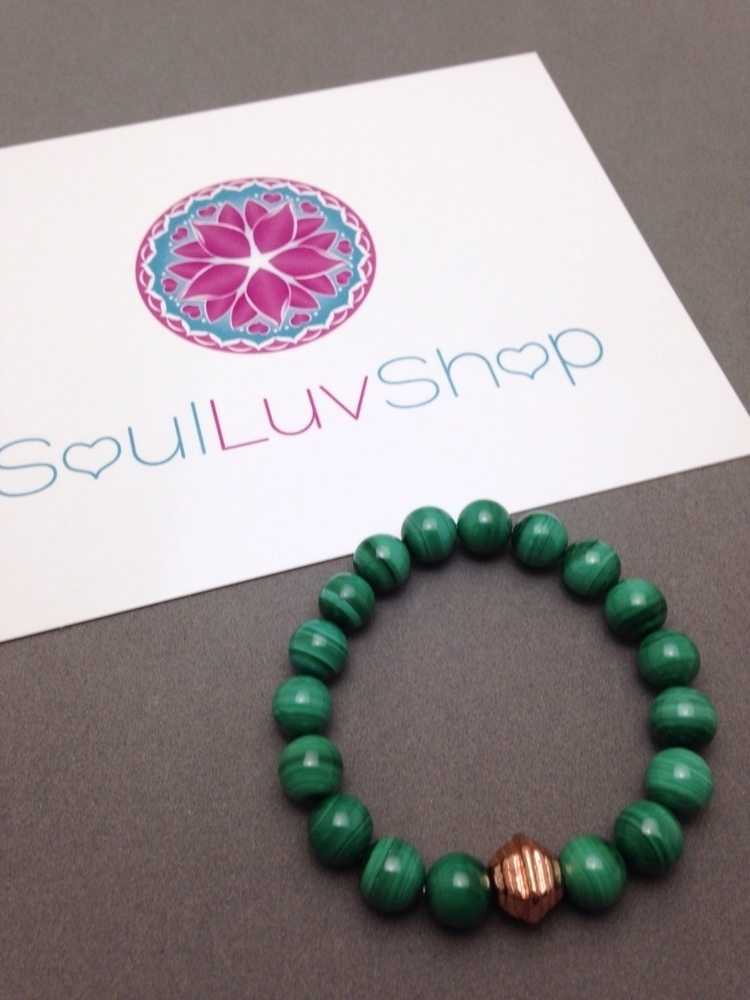 Shipping home today malachite c - soulluvshop | ello