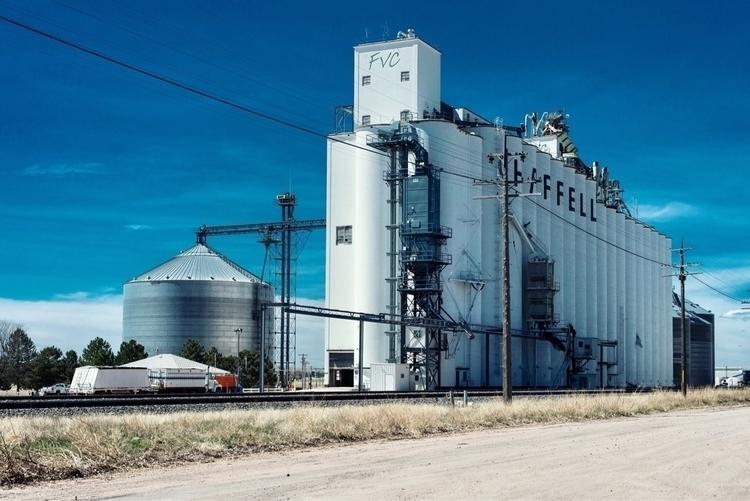 Grain store facility, Chappell - edward3 | ello