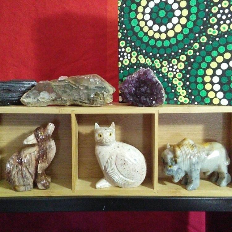 Peruvian soapstone carvings hit - rocksandchainz | ello