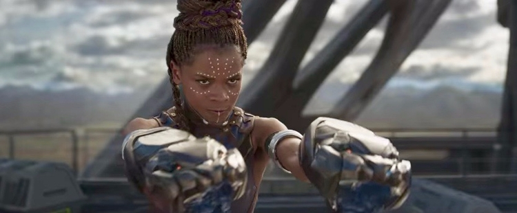 """Black Panther"" movie trailer d - bonniegrrl 