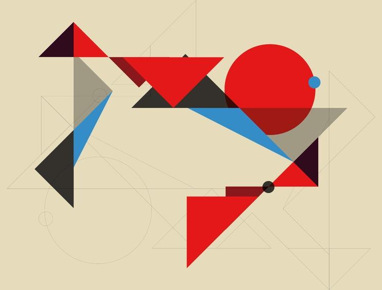 geometric - jamespassos   ello