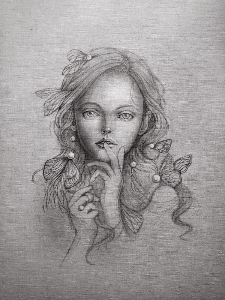 art, illustration, drawing, draw - laurapedrettiart | ello