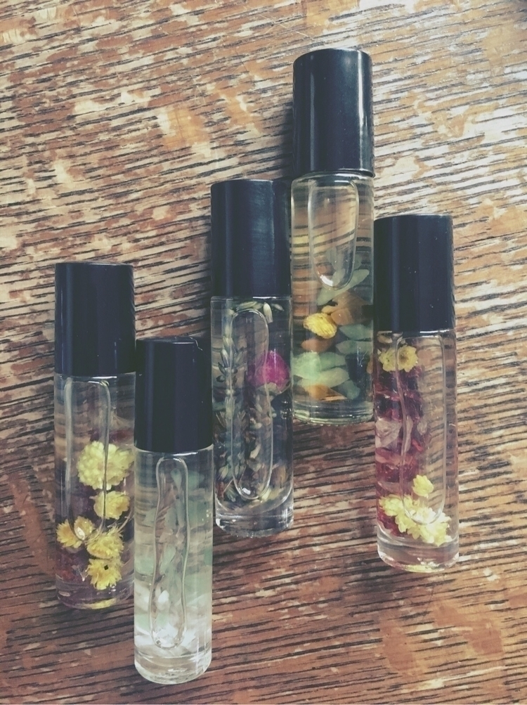 organic ingredients 10 mL rolle - fawnberryapothecary | ello