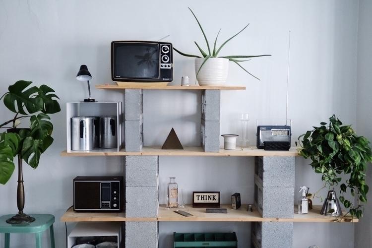 Work/shop.  - modern, minimal, botanic - thecontentsco | ello