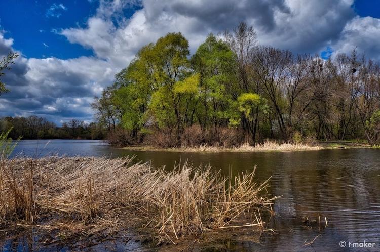 Spring Sun | Flickr - river, riverfront - t-maker | ello