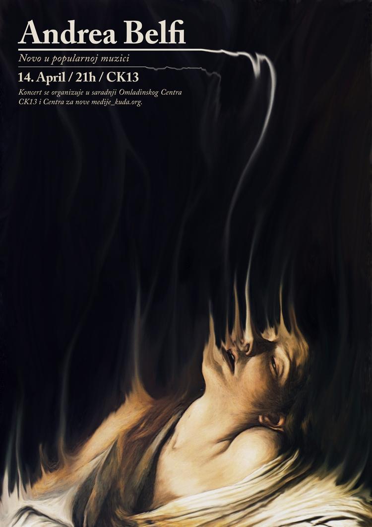 Poster gig 4 / Digital medium 2 - ivatori | ello