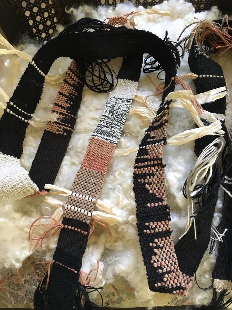 process - weaving - knotandsplice   ello