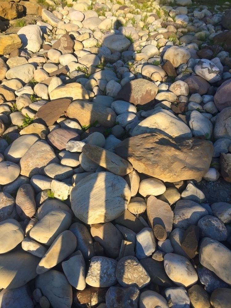 shadows, texture, sunset - wscottlaw   ello
