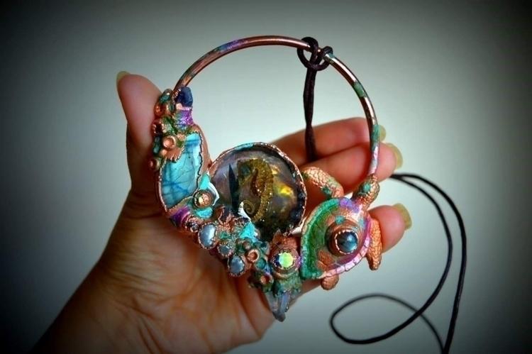 Ocean Energy Amulet: ocean ener - spiritualdragon | ello