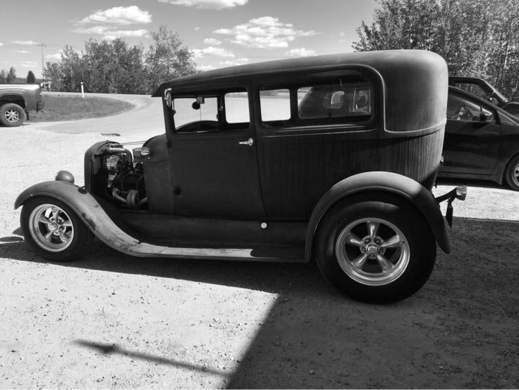 hotrod, ford, classic - wscottlaw   ello