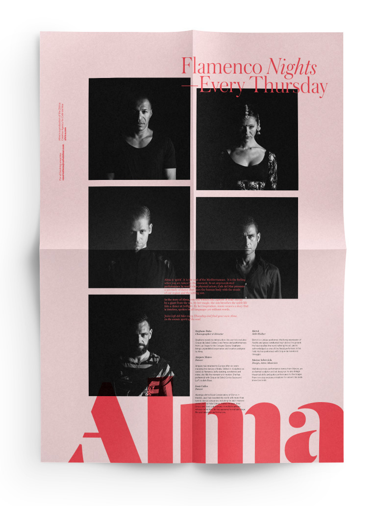 Works, Alma Identity - quimmarin | ello