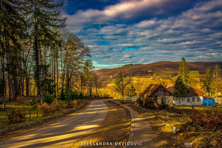 autumn, nature,, canon, landscape - thealeksandra | ello