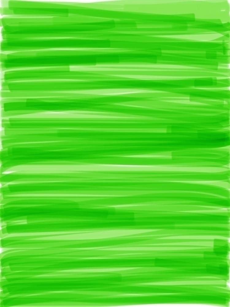 green, Glün, note - nannotameko | ello
