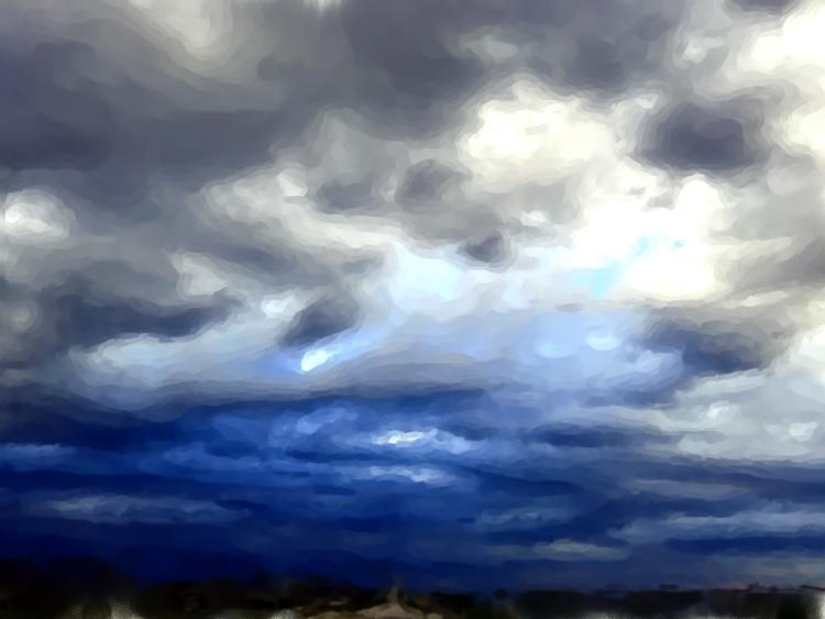 Enlightening Sky Storm 2702 - jmbowers | ello