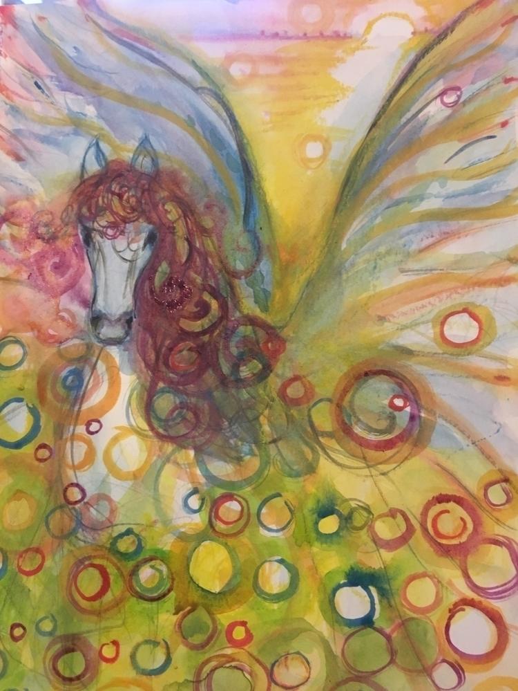 Pegonia ... changing mythology  - arnabaartz | ello