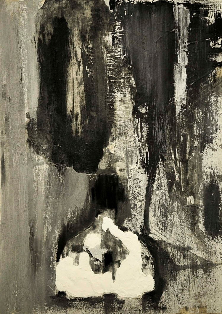 canvas 120 140 cm - mixed, media - elistiliou | ello