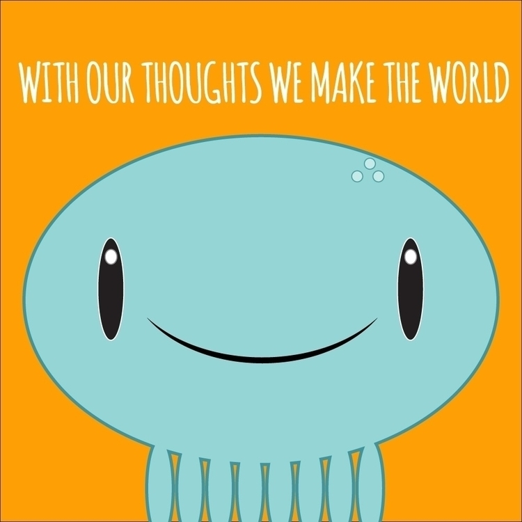 Thought day - jellywishes | ello