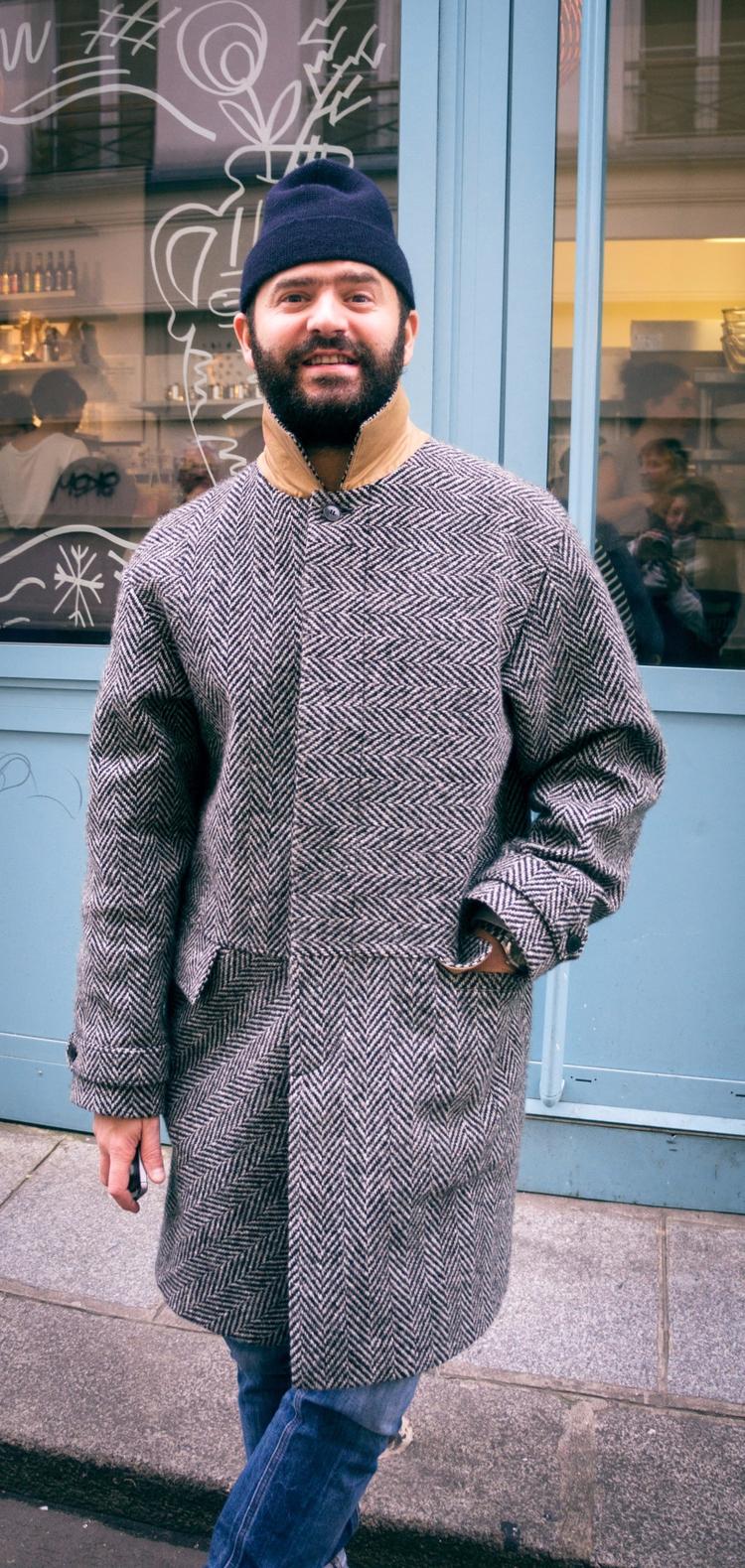 accent - Paris, Meet Alex. twin - stephaniepfeiffer | ello