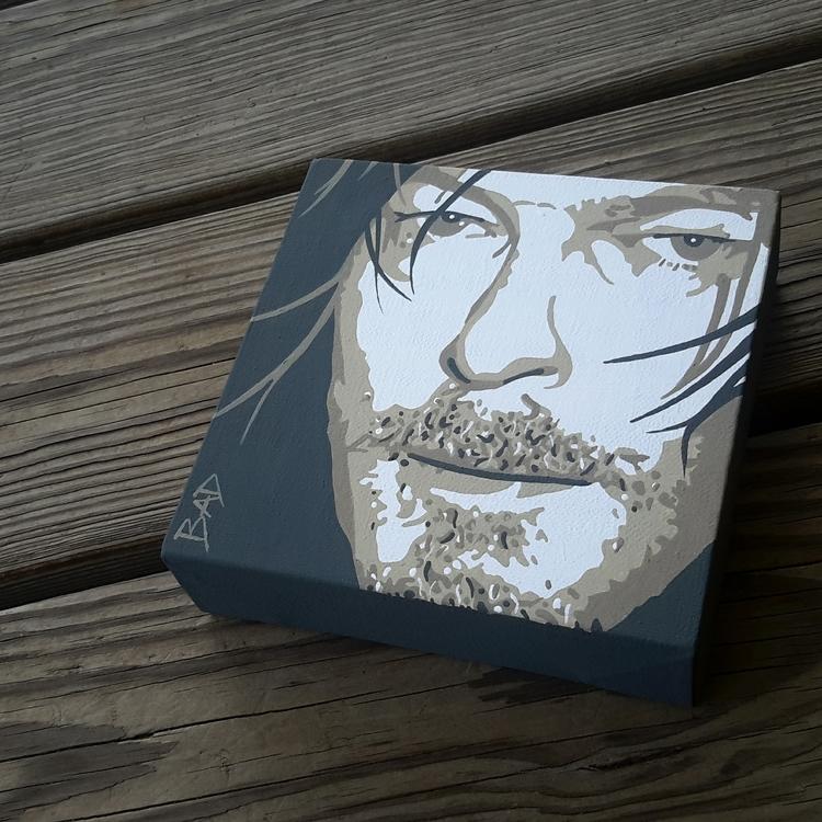 Norman Reedus - thewalkingdead, daryldixon - initiallybad | ello