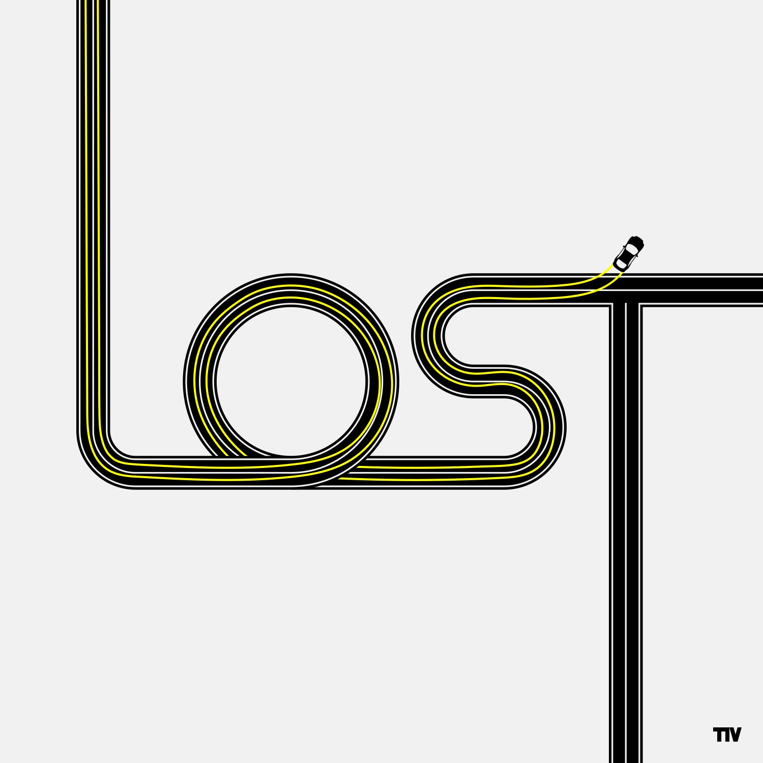 < LOST > 2017 TIVSOY Lost - tivsoy | ello