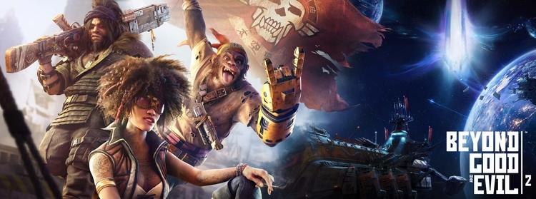 announcement - read - Ubisoft, BeyondGoodAndEvil2 - scifiempire | ello